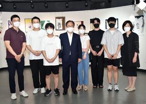 김석준 교육감, 보수동 책방골목 살리기 운동에 깊은 관심 표명
